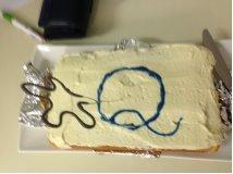 Quota cake